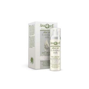 Eye Care Aphrodite Olive Oil & Donkey Milk Anti-wrinkle & Anti-pollution Eye Cream