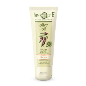 Hand Cream Aphrodite Olive Oil Hand Cream Aloe Vera