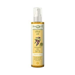 Sun Care Aphrodite Tanning Oil Low Protection SPF 10