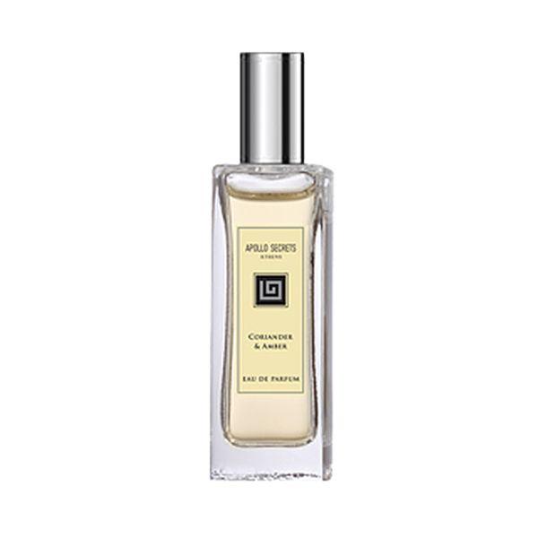 Men's Perfume Apollo Secrets Eau De Parfum Pour Homme Coriander & Amber