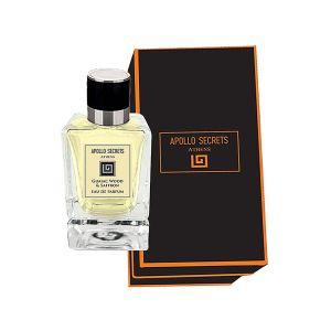 Αντρικά Αρώματα Apollo Secrets Eau De Parfum Pour Homme Guaiac Wood & Saffron 50ml