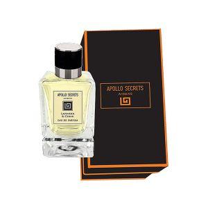 Αντρικά Αρώματα Apollo Secrets Eau De Parfum Pour Homme Lavender & Cedar 50ml
