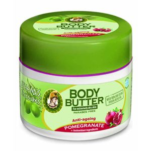 Body Butter Athena's Treasures Body Butter Pomegranate (Nourishing – Calming)