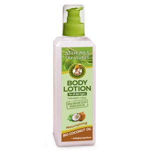 Body Care Athena's Treasures Body Lotion Coconut