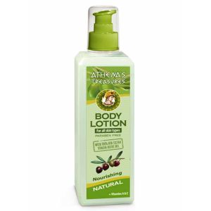 Body Care Athena's Treasures Body Lotion Natural