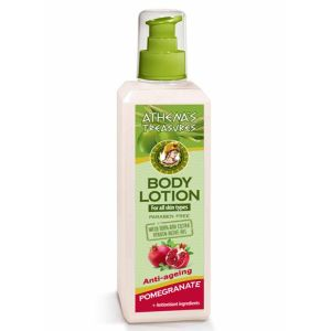 Body Care Athena's Treasures Body Lotion Pomegranate