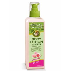 Body Care Athena's Treasures Body Lotion Rose