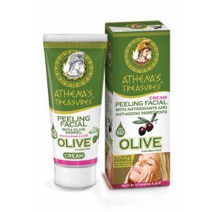Exfoliators & Peels Athena's Treasures Facial Peeling Cream
