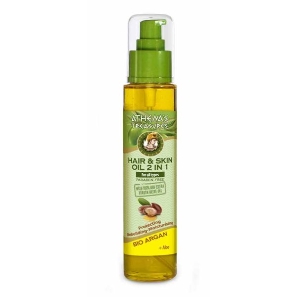 Body Care Athena's Treasures Argan Hair & Skin Oil 2 in 1