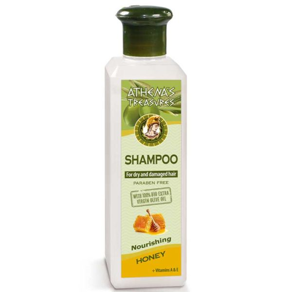 Hair Care Athena's Treasures Shampoo for Dry and Damaged Hair