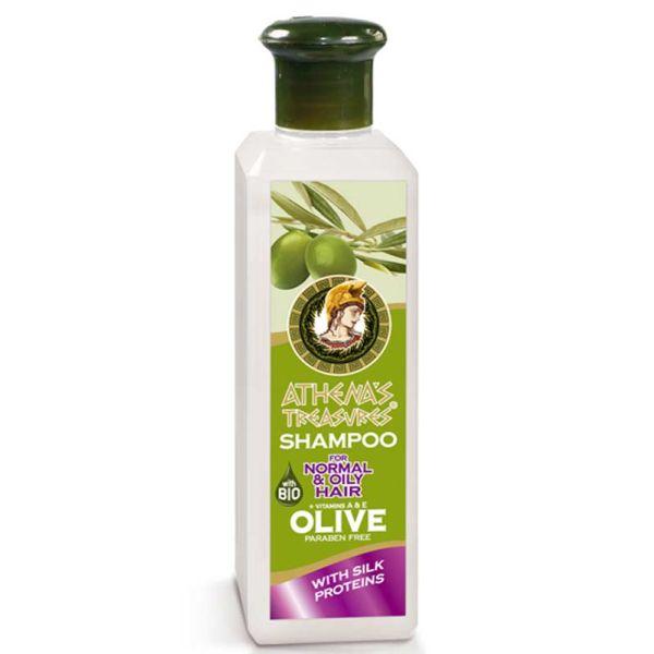Hair Care Athena's Treasures Shampoo for Normal Hair