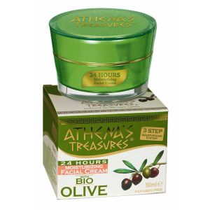 Face Care Athena's Treasures 24 hours Moisturizing Facial Cream