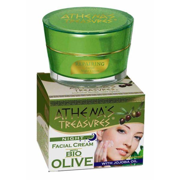 Face Care Athena's Treasures Regenerating Night Facial Cream