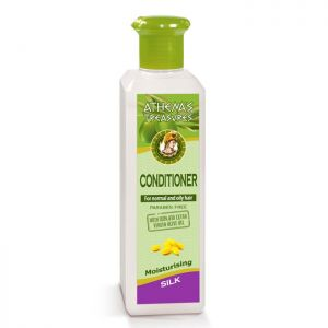 Conditioner Athena's Treasures Conditioner Moisturizing Silk for Normal & Oily Hair