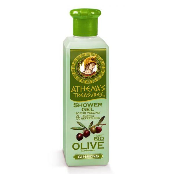 Body Care Athena's Treasures Shower Gel – Scrub Ginseng