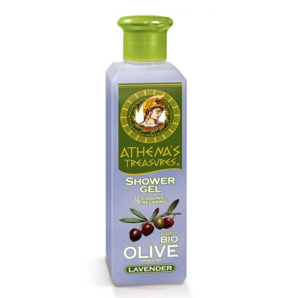 Body Care Athena's Treasures Relaxing Shower Gel Lavender