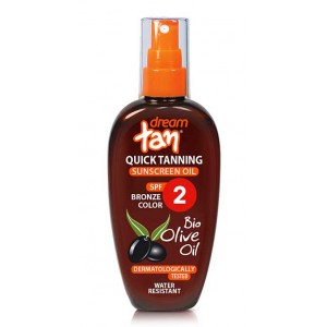 Sun Care Athena's Treasures Olive Tanning Oil SPF 2