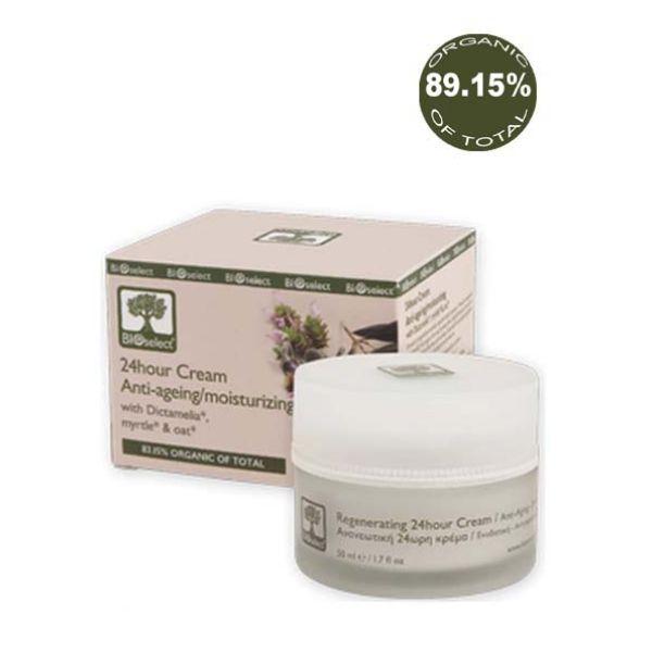 Face Care BIOselect 24hour Cream Anti-Ageing Moisturizing