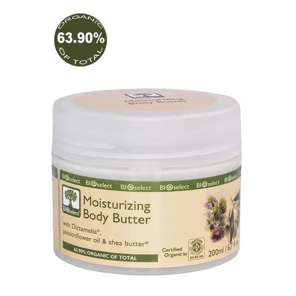 Body Butter BIOselect Moisturizing Body Butter
