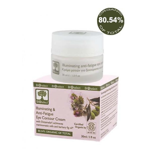 Eye Care BIOselect Illuminating & Anti-fatigue Eye Contour Cream
