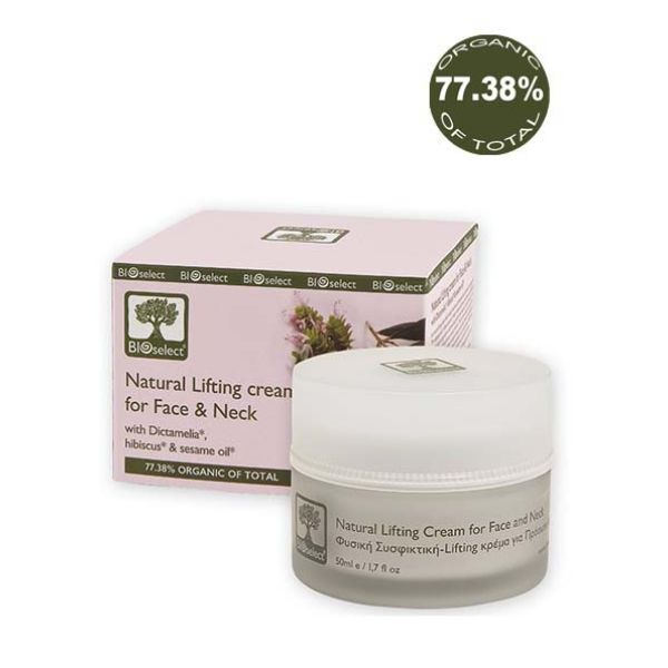 Face Care BIOselect Natural Lifting for Face & Neck