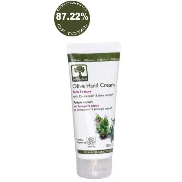 Hand Cream BIOselect Hand Cream / Rich Texture (100ml)