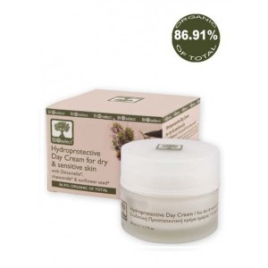 Face Care BIOselect Hydro Protective Day Cream for Dry & Sensitive Skin
