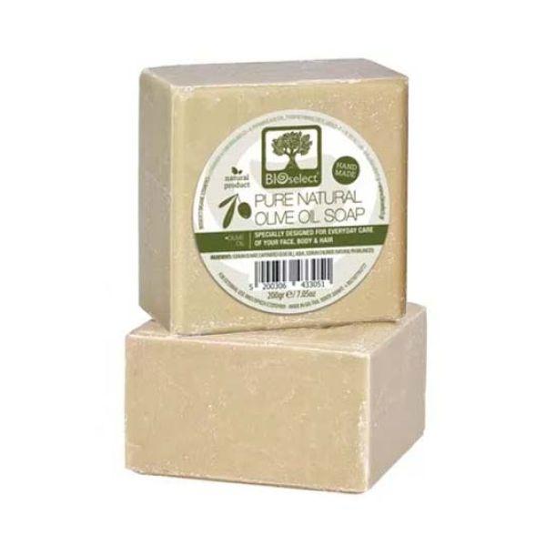 Σαπούνι Bioselect Naturals Χειροποίητο Σαπούνι Ελαιολάδου
