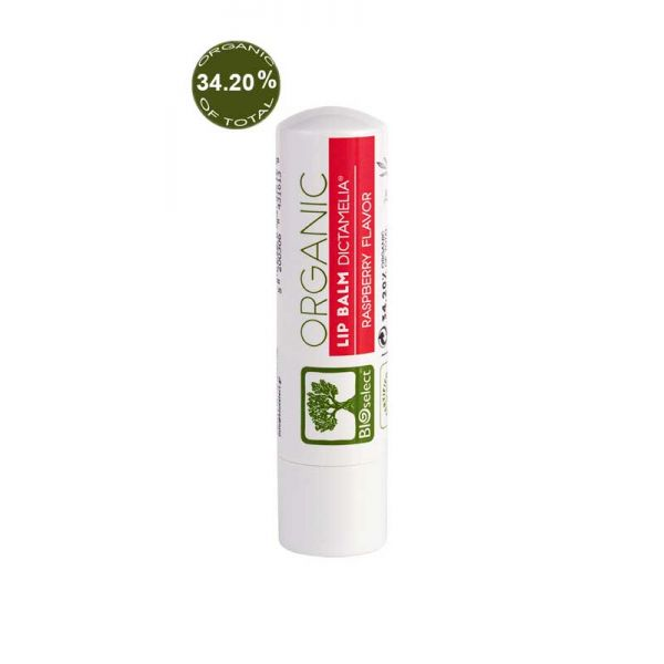 Face Care BIOselect Lip Balm Ruspberry Flavor