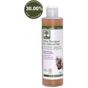 Hair Care BIOselect Olive Shampoo for Colored Hair