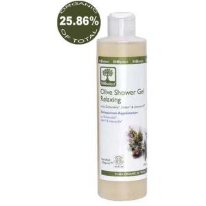 Body Care BIOselect Olive Shower Gel / Relaxing