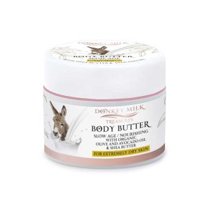 Body Butter Donkey Milk Treasures Slow Age / Nourishing Body Butter