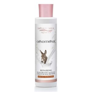 Conditioner Donkey Milk Treasures Keratin Repairing Conditioner