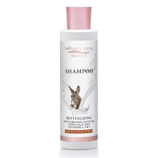 Hair Care Donkey Milk Treasures Revitalizing Shampoo
