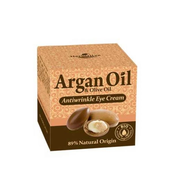 Eye Care HerbOlive Argan Antiwrinkle Eye Cream