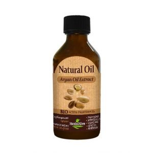 Bath & Spa Care HerbOlive Natural Argan Extract Oil
