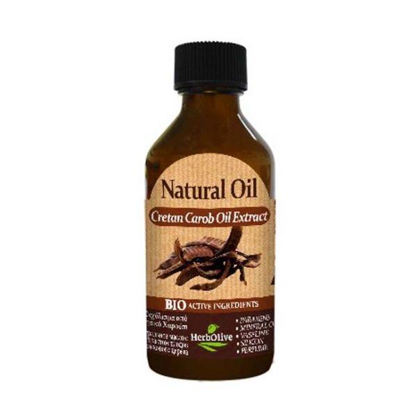 Bath & Spa Care HerbOlive Natural Cretan Carob Extract Oil