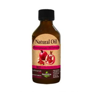 Bath & Spa Care HerbOlive Natural Pomegranate Extract Oil