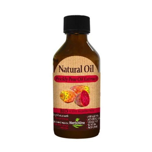 Bath & Spa Care HerbOlive Natural Prickly Pear Extract Oil