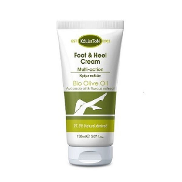 Foot Cream Kalliston Foot & Heel Cream with Avocado Oil