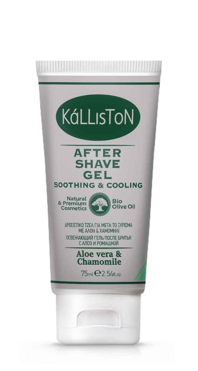 cooling after shave gel