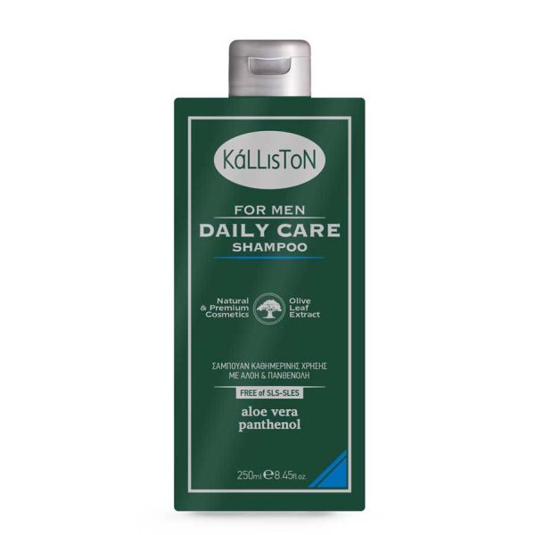 Men Care Kalliston Shampoo for Every Day Use