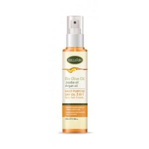 Body Care Kalliston Multi Purpose Dry Oil 3 In 1 for Face – Hair – Body