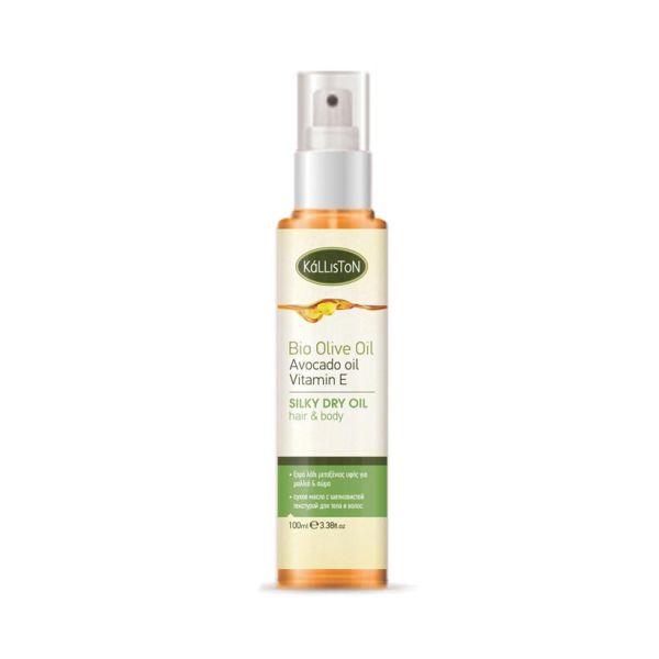 Body Care Kalliston Silky Dry Oil for Hair & Body