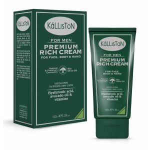 Body Lotion Kalliston All Over Rich Cream for Face, Body & Hand
