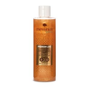 Body Care Messinian Spa Premium Line Shower Gel Royal Jelly & Helichrysum