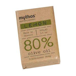 Σαπούνι Mythos Σαπούνι Ελαιολάδου με Λεμόνι
