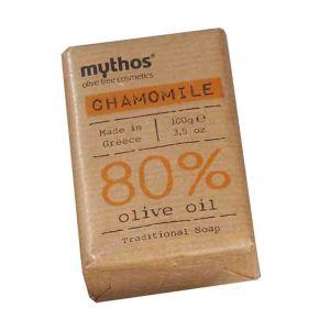 Σαπούνια Regular Mythos Olive Oil Soap Chamomile
