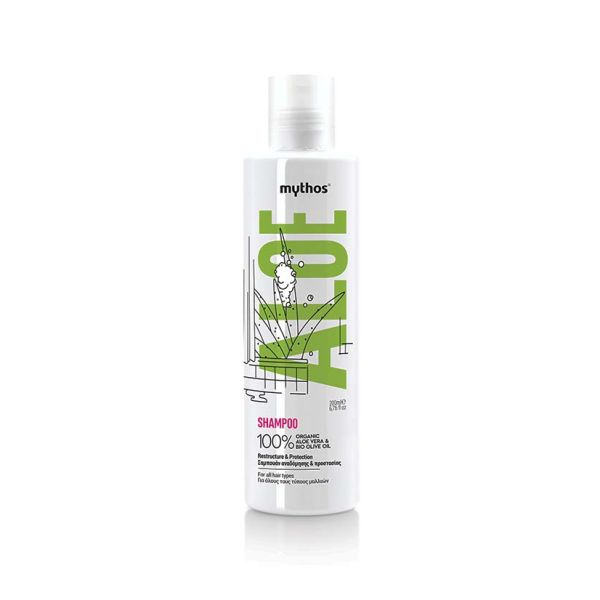 Hair Care Mythos Aloe Restructure & Protection Shampoo