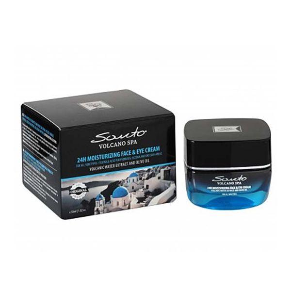 Eye Care Santo Volcano Spa 24H Moistourizing Face & Eye Cream
